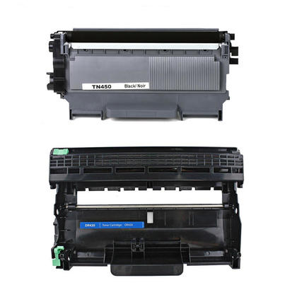 Compatible Brother TN450 DR420 Toner Cartridge and Drum Combo - Economical Box