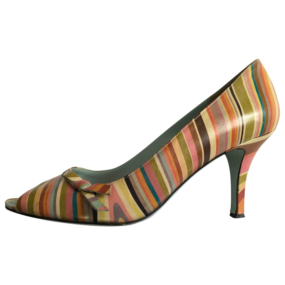 Paul Smith \N Multicolour Leather Sandals for Women 39.5 EU