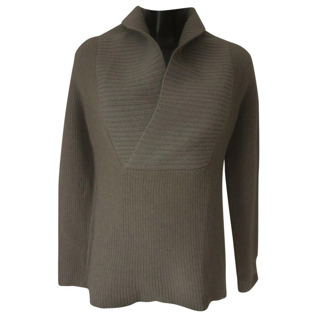 Golden Goose \N Pullover in  Beige Wolle