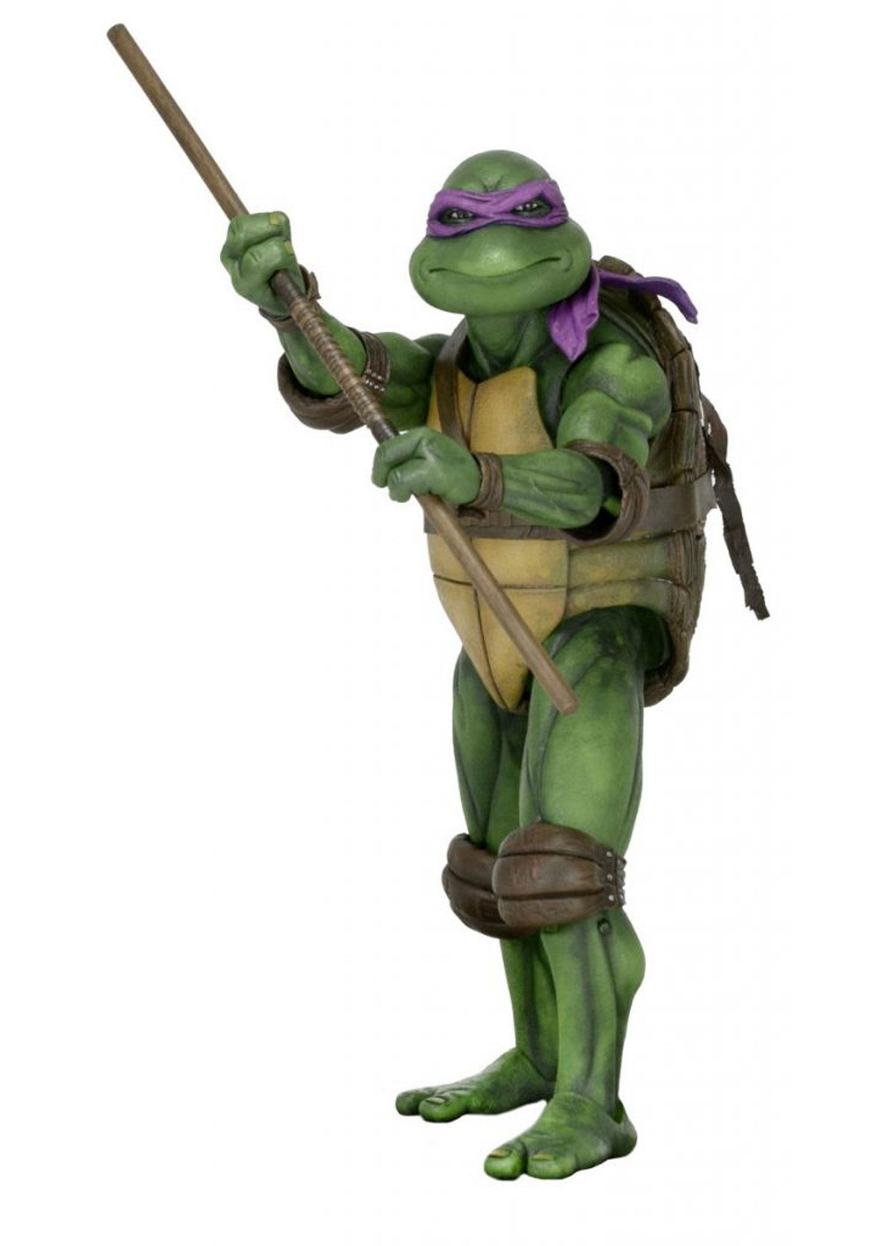 Donatello Teenage Mutant Ninja Turtles Statue