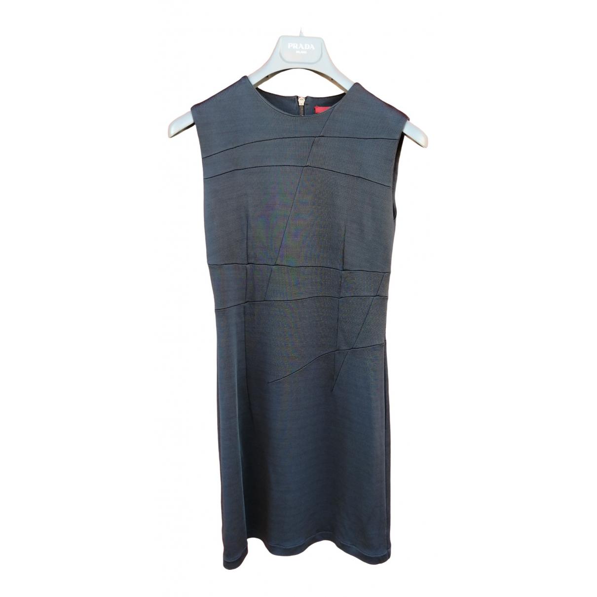 Prada \N Grey dress for Women 42 IT