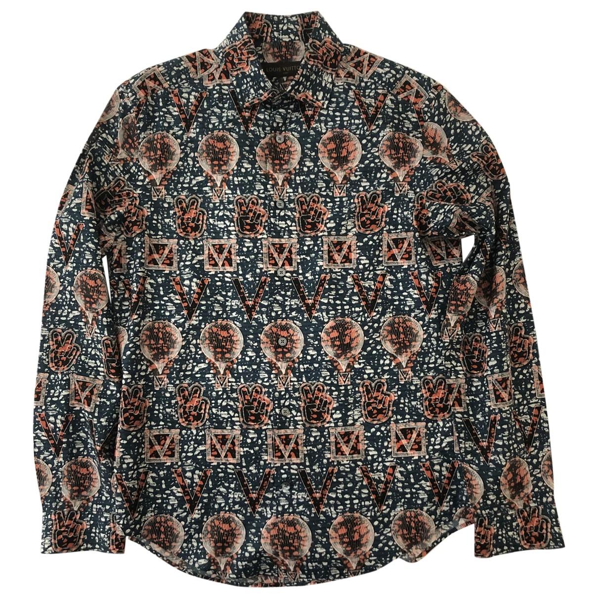 Camisas Louis Vuitton