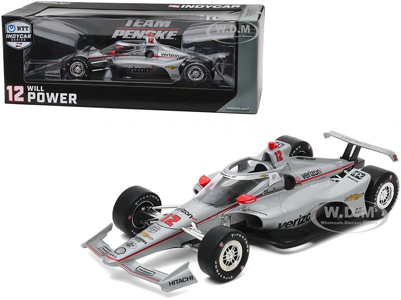 Dallara IndyCar 12 Will Power