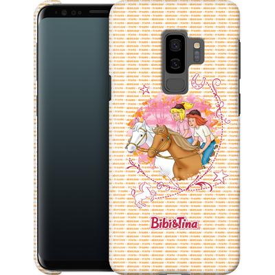 Samsung Galaxy S9 Plus Smartphone Huelle - Bibi und Tina Abenteuer von Bibi & Tina