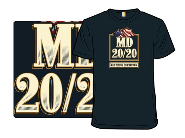 Mad Dog Freedom T Shirt