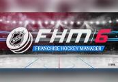 Franchise Hockey Manager 6 Steam CD Key