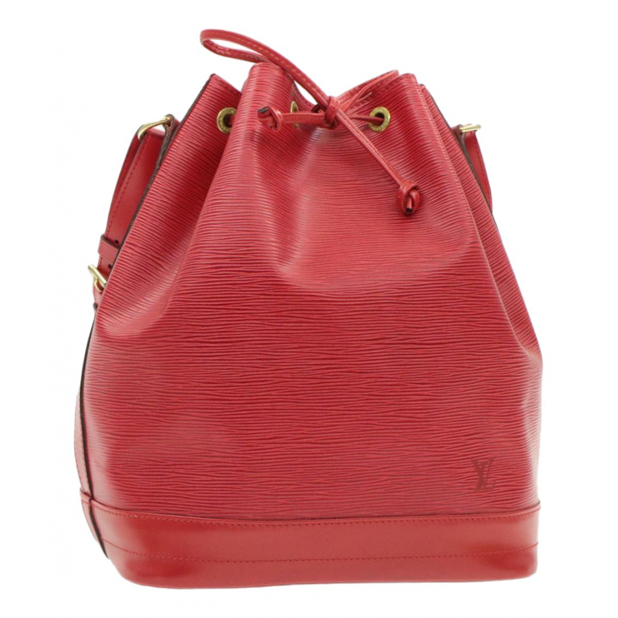 Louis Vuitton Noé Red Leather handbag for Women N