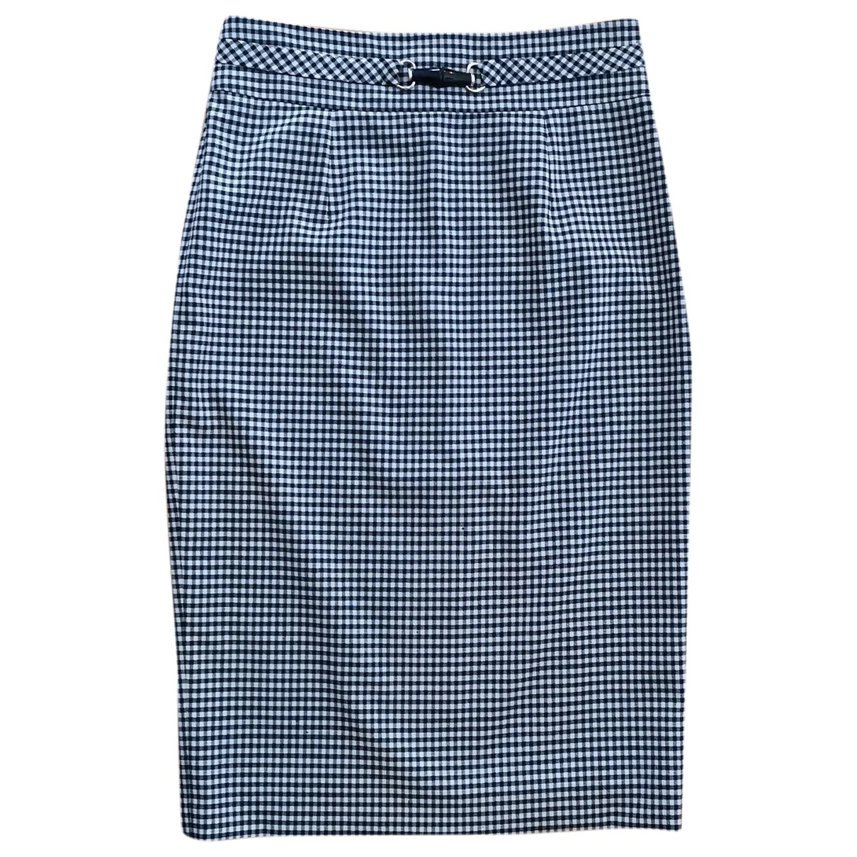 Gucci N Multicolour Wool skirt for Women 38 IT