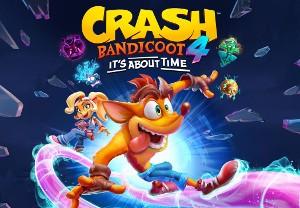 Crash Bandicoot 4: It's About Time EU XBOX One CD Key