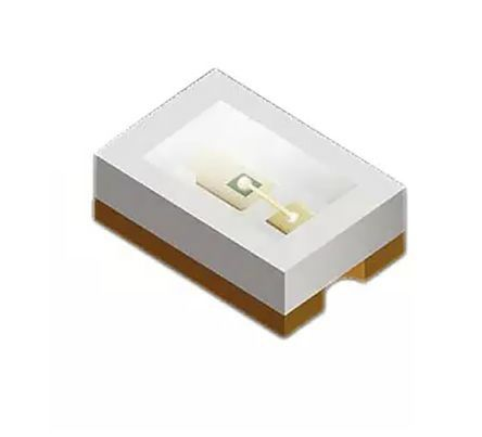 ROHM 2.9 V White LED 2012 (0805) SMD,  SMLMN2WB1CW1C (20)