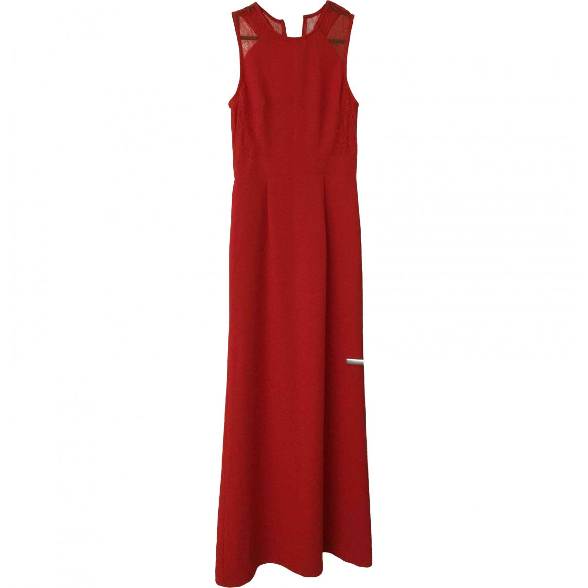 Whistles \N Orange dress for Women 8 UK