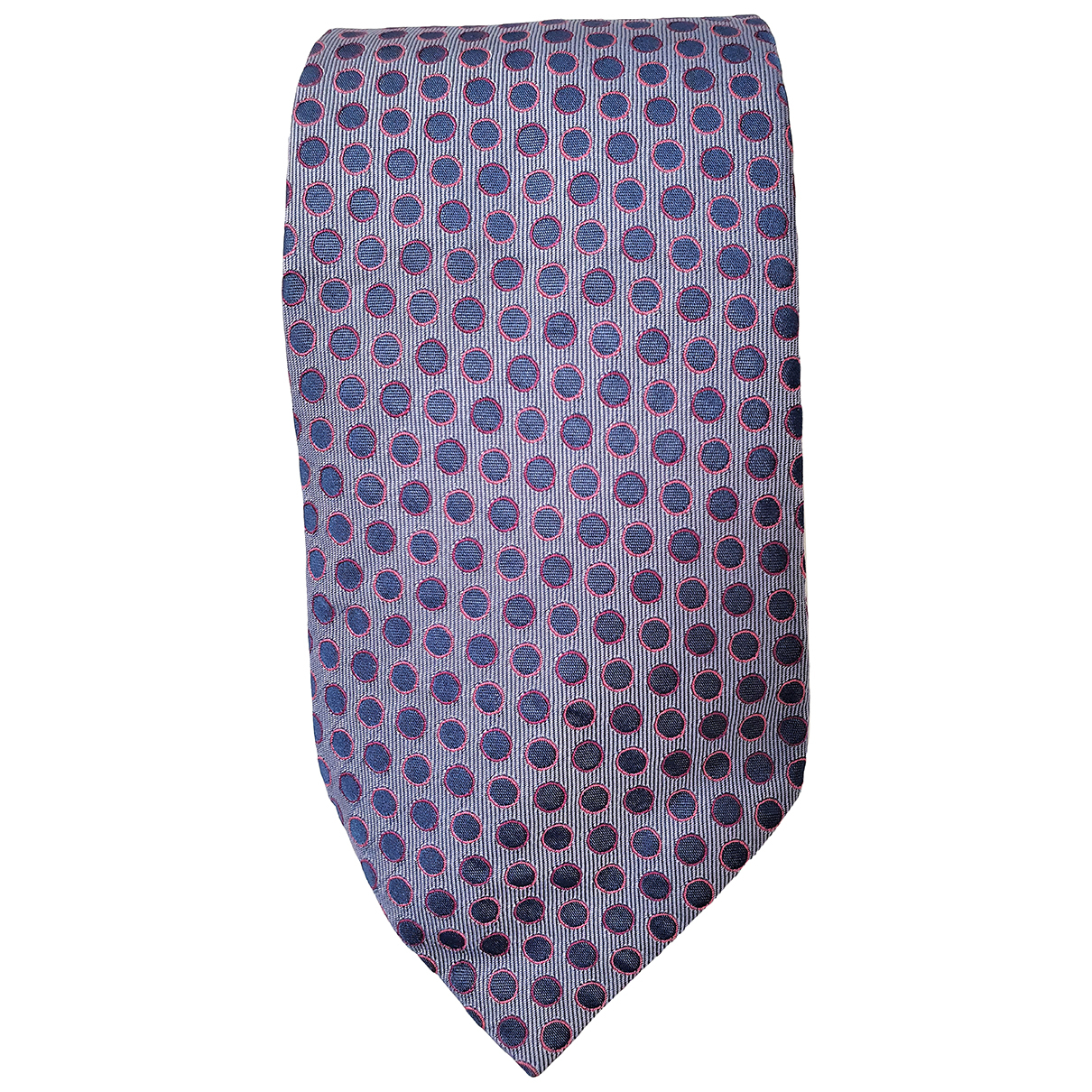 Hermès N Purple Silk Ties for Men N