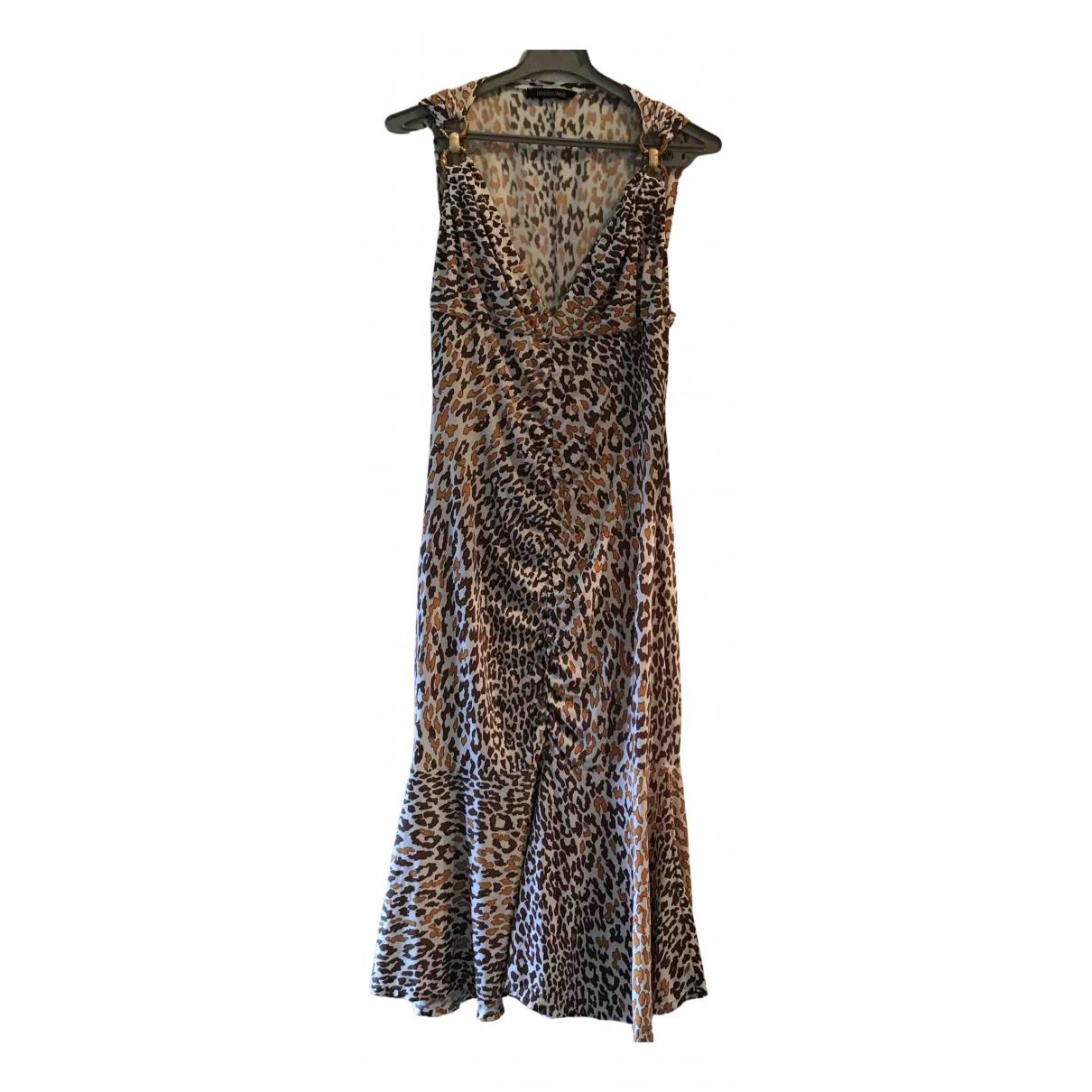 Roberto Cavalli \N Kleid in Synthetik