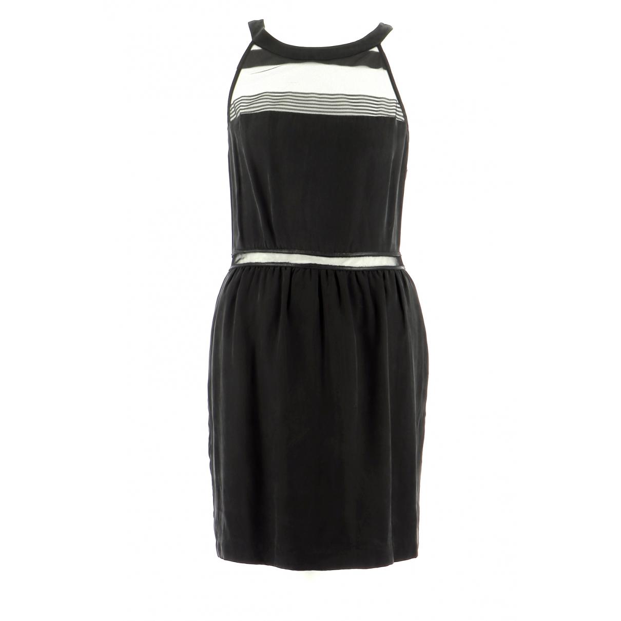 Bel Air \N Kleid in  Schwarz Polyester