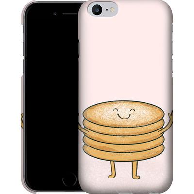 Apple iPhone 6s Plus Smartphone Huelle - Pancake-man with Sugar von caseable Designs