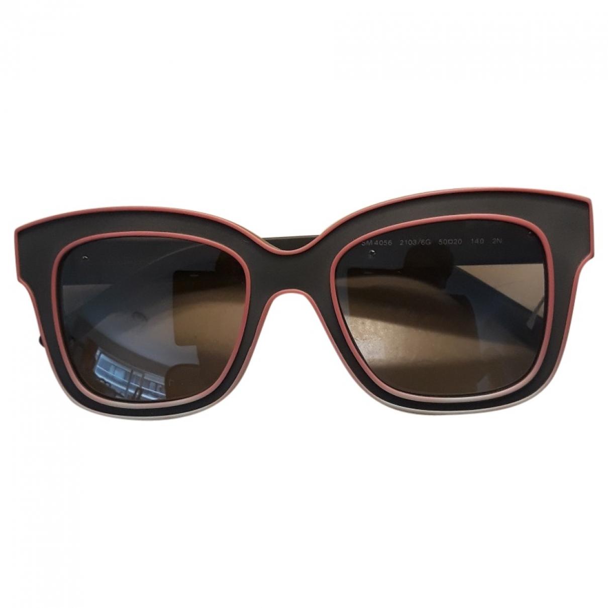 Stella Mccartney \N Sonnenbrillen in  Bunt Kunststoff