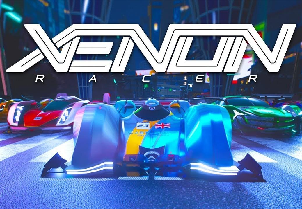Xenon Racer Steam CD Key