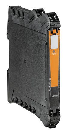 Weidmuller ACT20P Series , 24V Interface Relay Module, Screw Terminal , DIN Rail