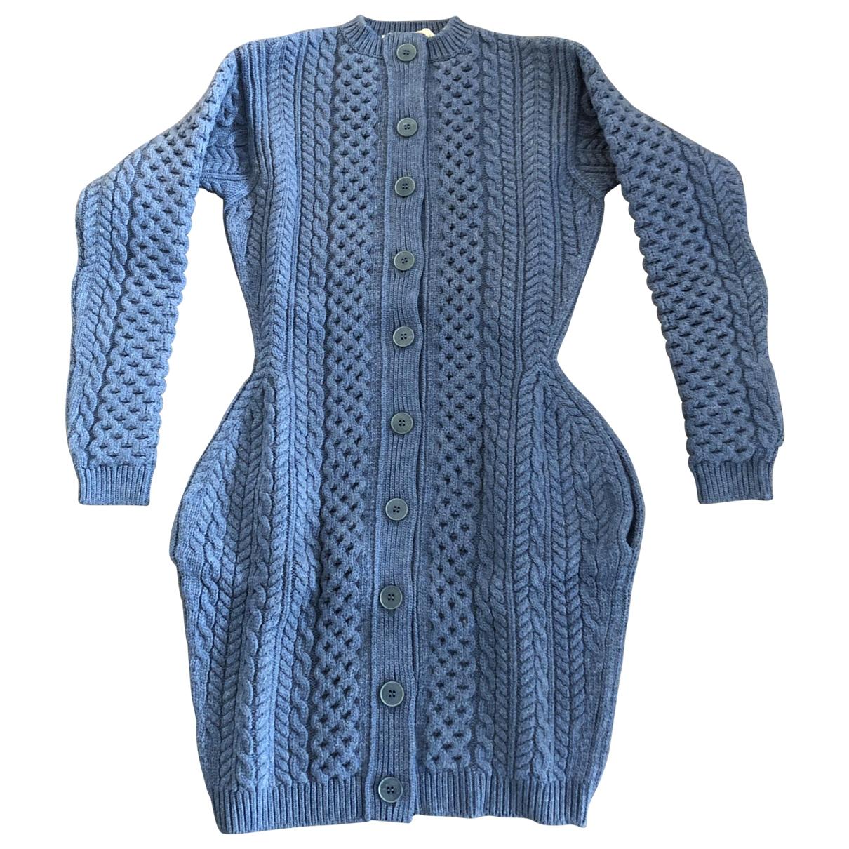 Stella Mccartney \N Blue Wool Knitwear for Women 38 IT