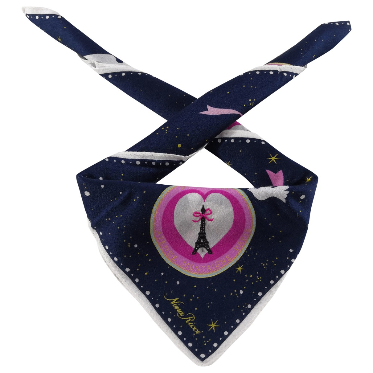 Nina Ricci \N Cotton scarf for Women \N