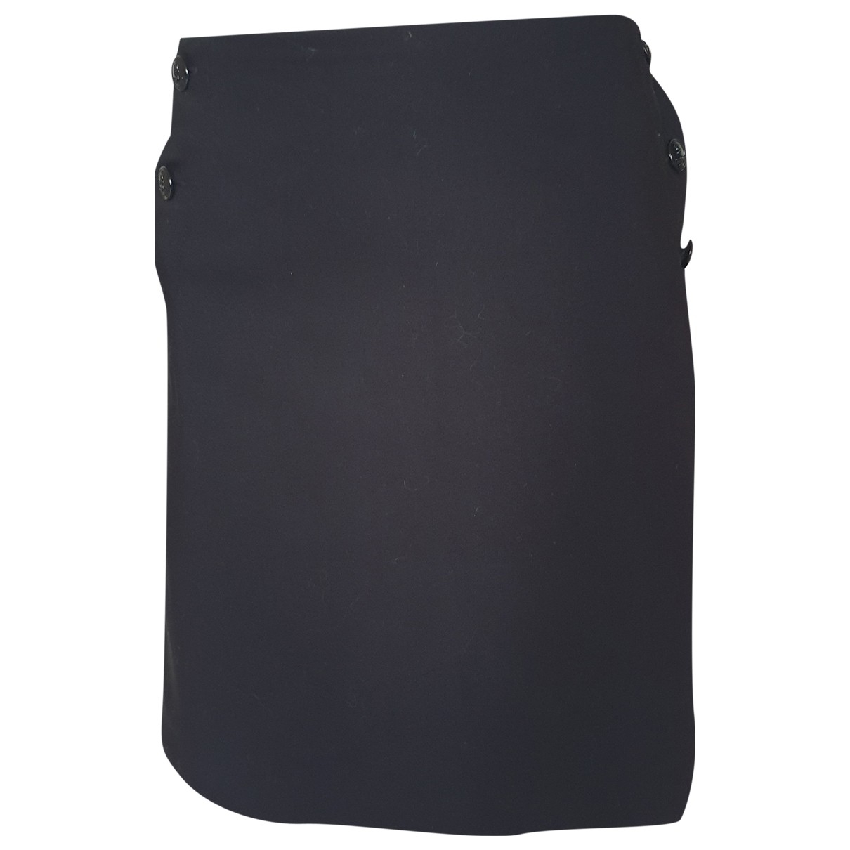 Zapa N Black Cotton skirt for Women 42 FR