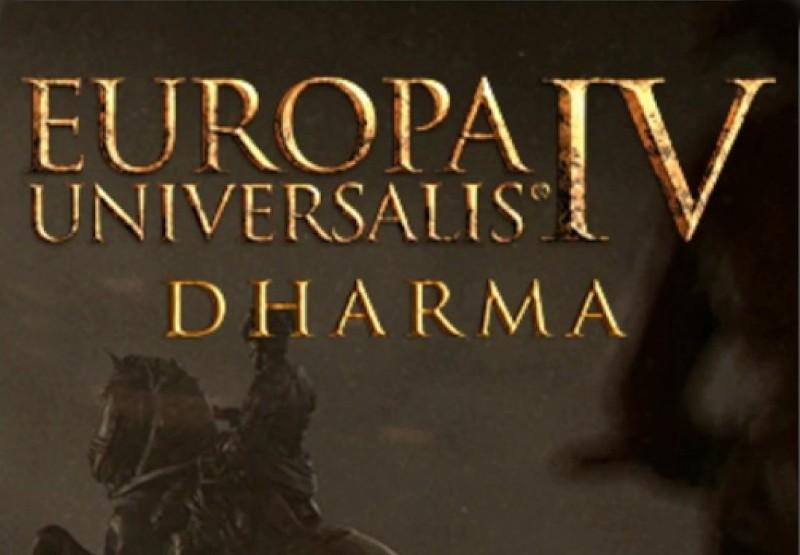 Europa Universalis IV - Dharma Collection DLC Steam CD Key