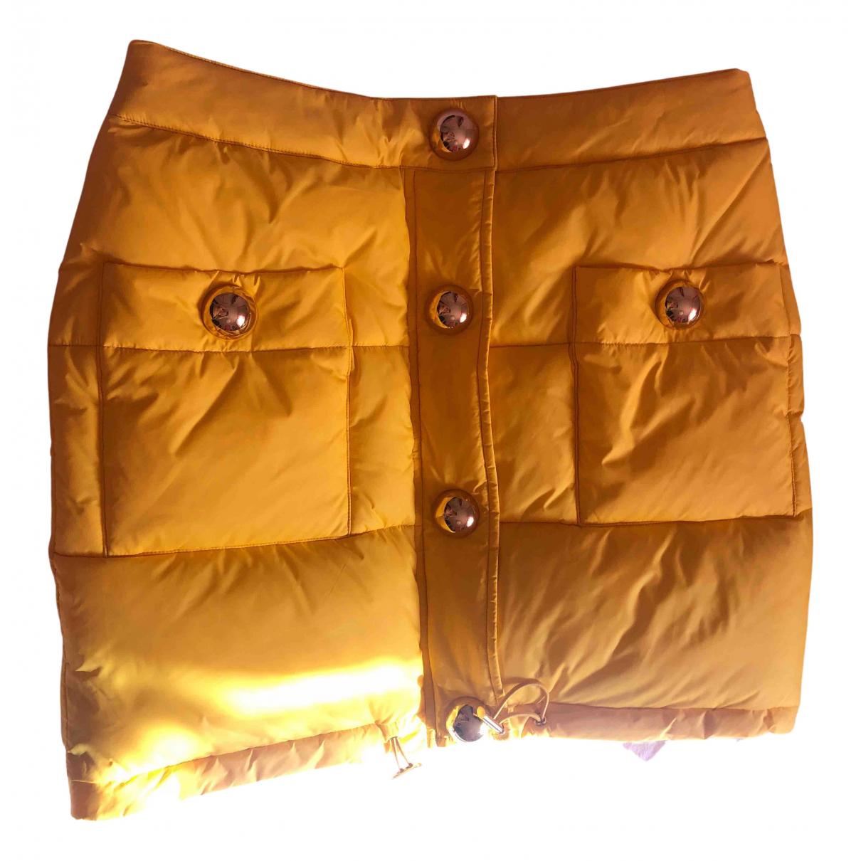 Mini falda Moschino For H&m