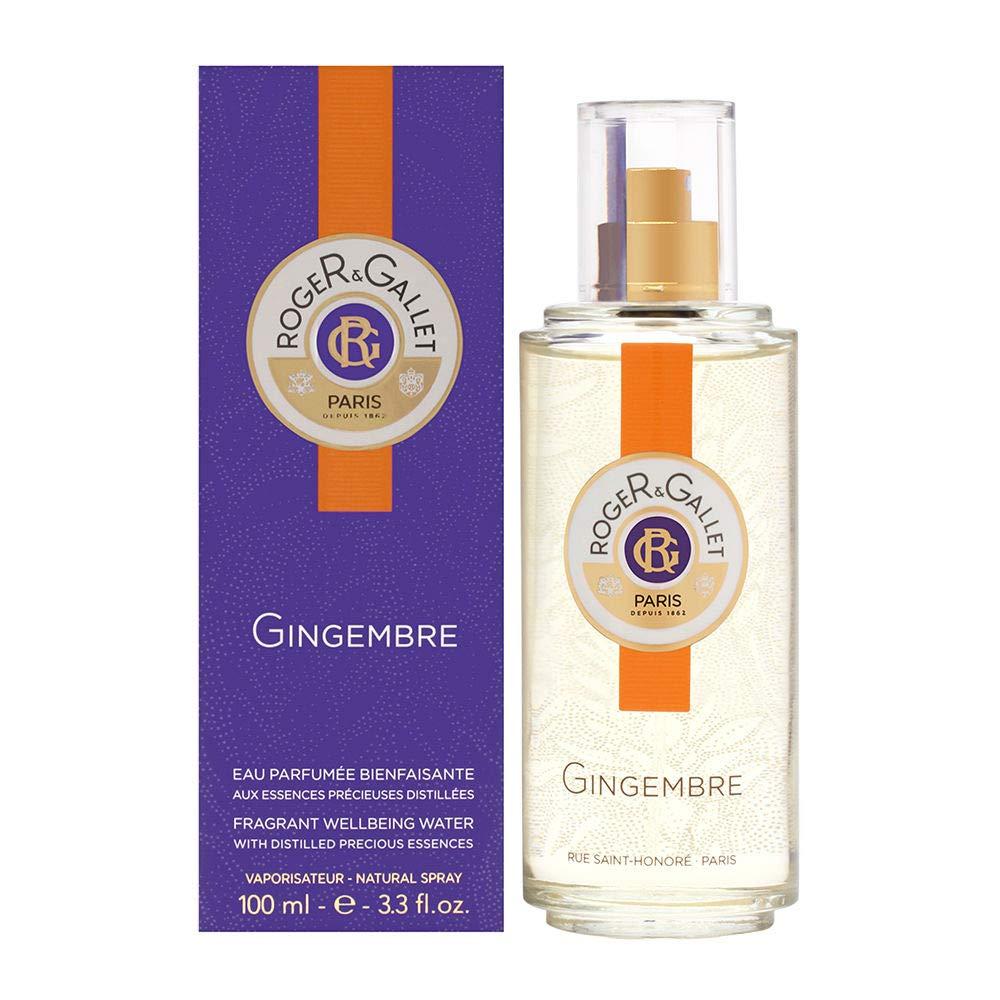 Gingembre (ginger) Fragrant Water - 3.3oz