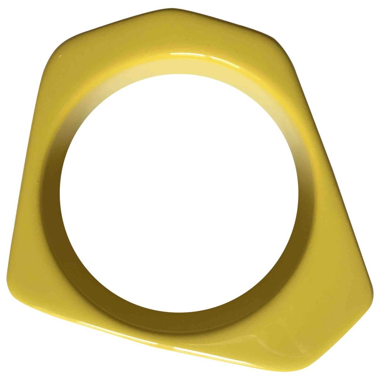Marni - Bracelet   pour femme - jaune