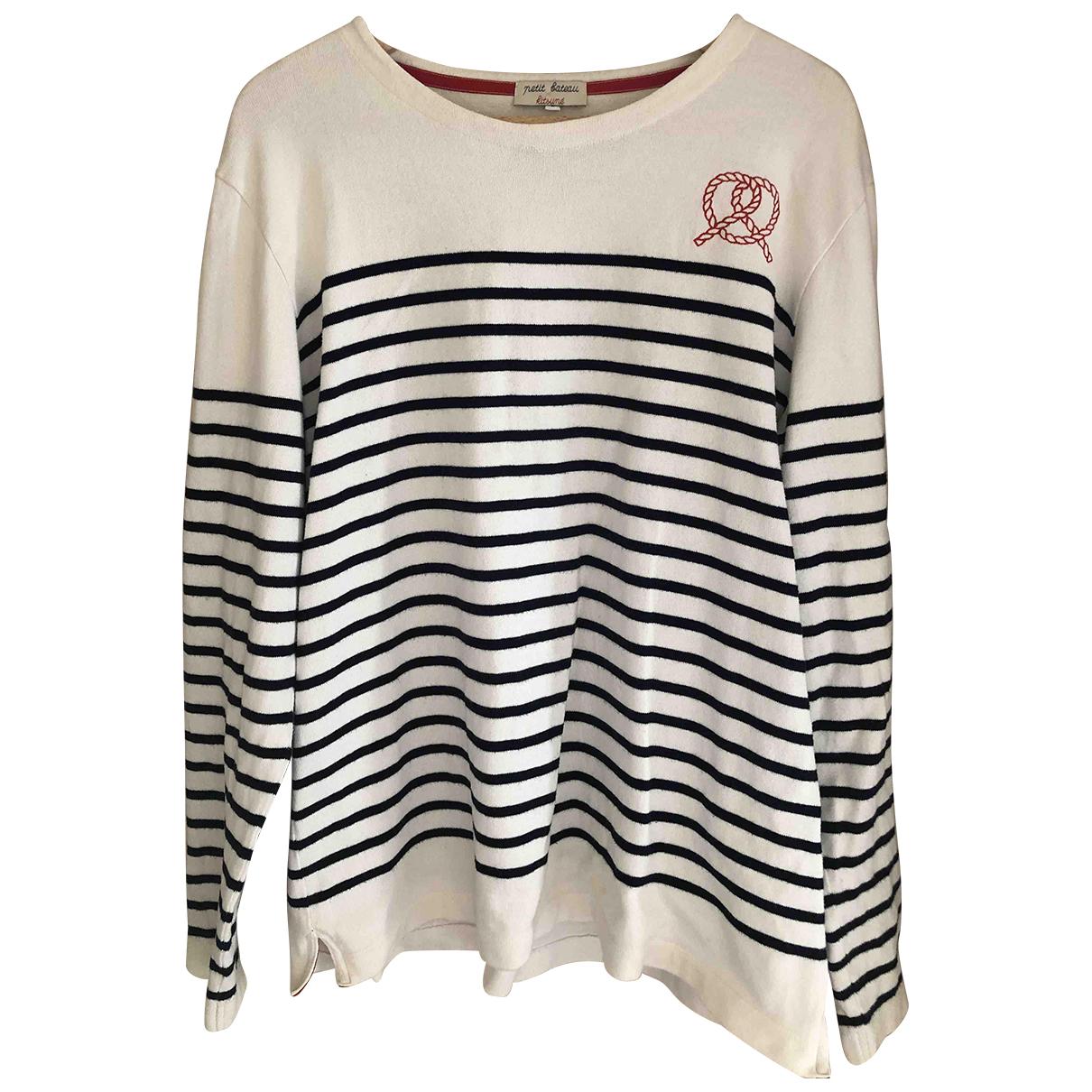 Petit Bateau \N Beige Cotton Knitwear & Sweatshirts for Men L International