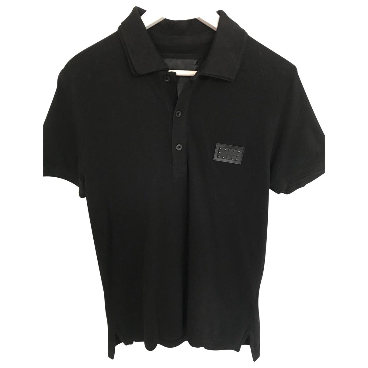Philipp Plein - Polos   pour homme en coton - noir