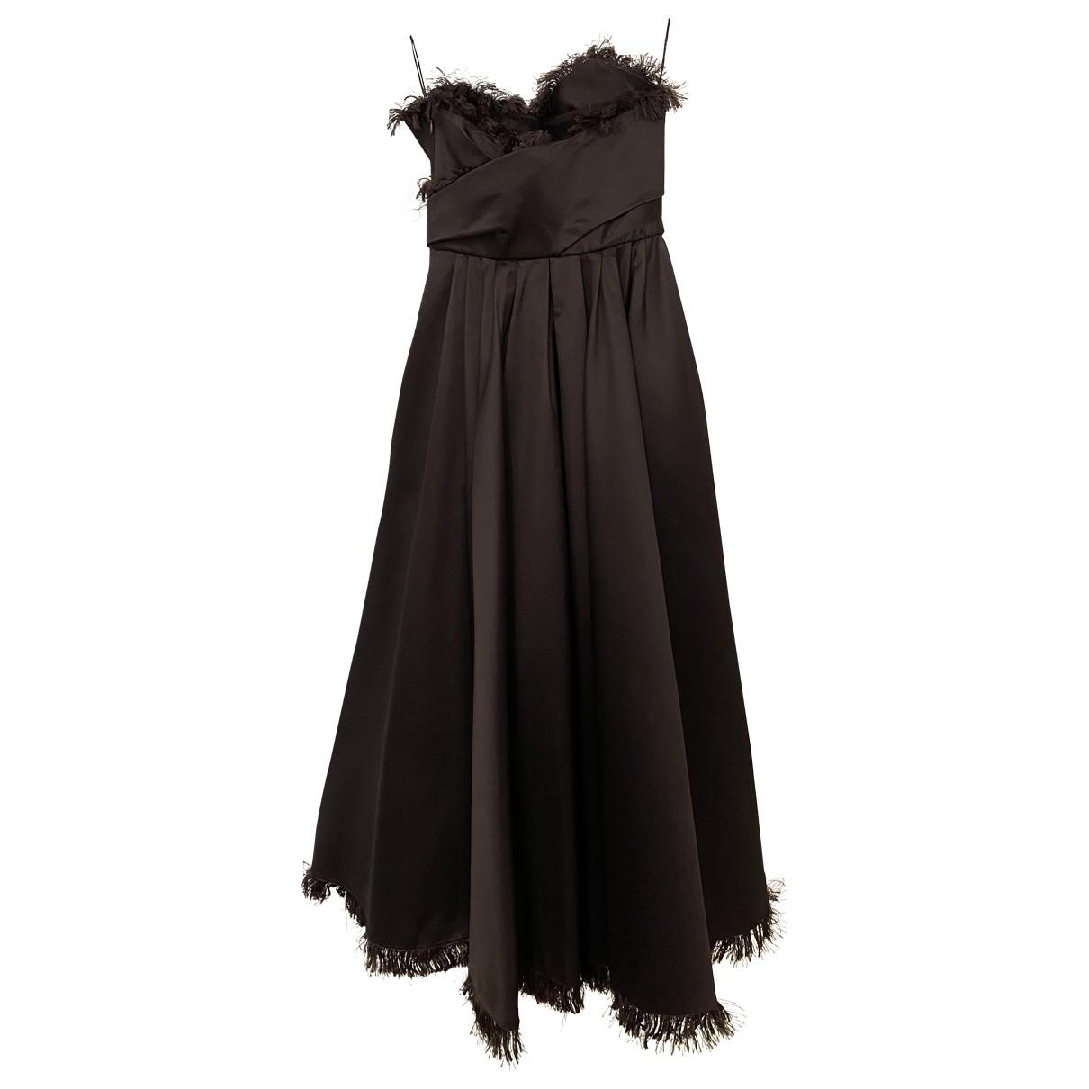 Maxi vestido de Seda Dior