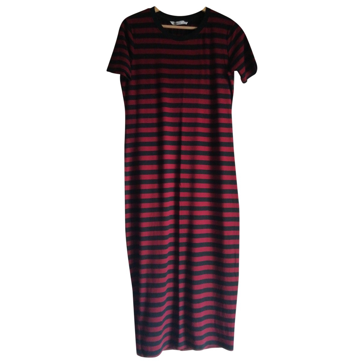 Silvian Heach \N Burgundy dress for Women 46 IT