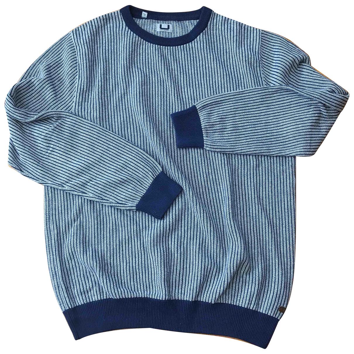 Adolfo Dominguez \N Pullover.Westen.Sweatshirts  in  Bunt Baumwolle