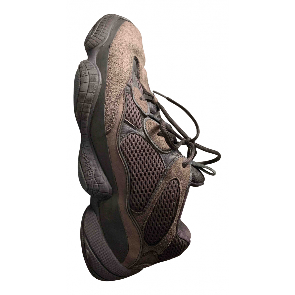 Yeezy X Adidas - Baskets 500 pour homme en caoutchouc - gris