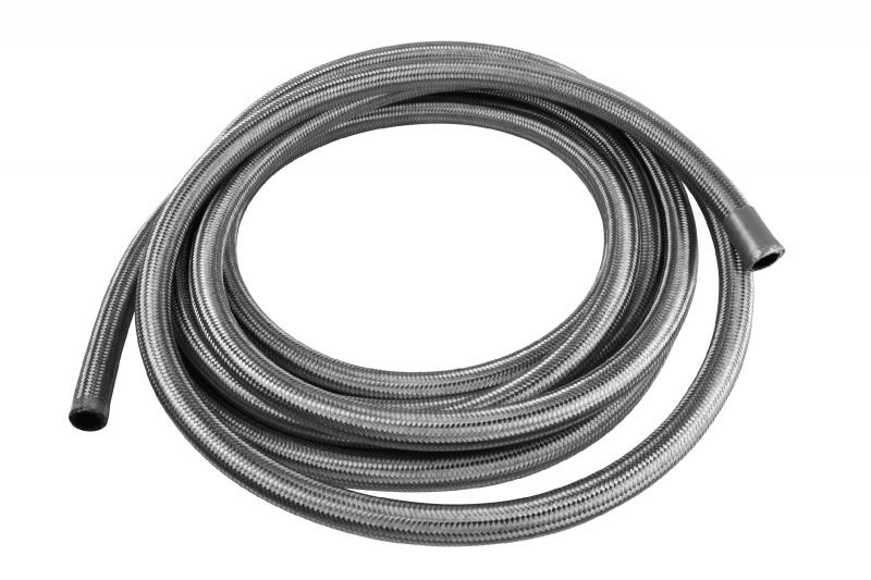 Aeromotive 15710 Fuel System Hose, Fuel, Stainless Steel Braided, AN-10 x 20