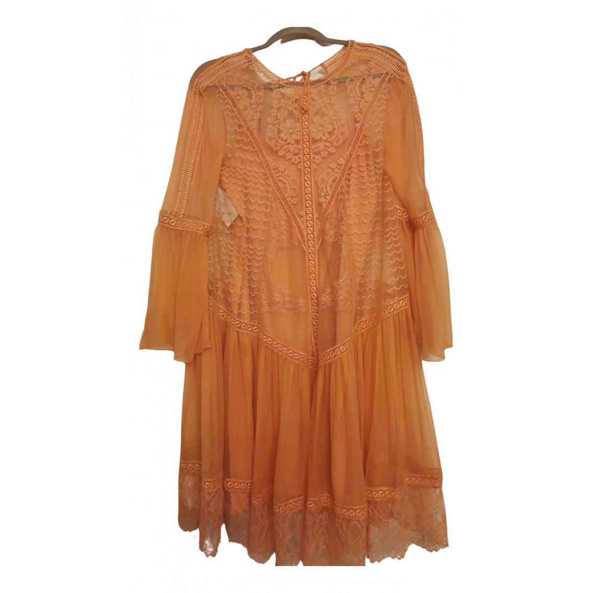 Alberta Ferretti \N Kleid in Seide
