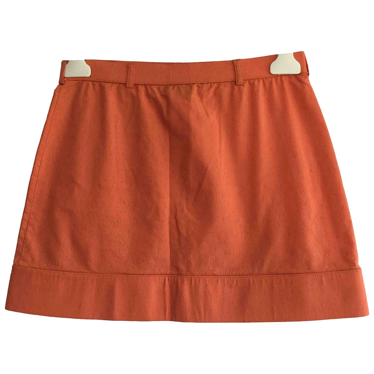 Mini falda Fendi