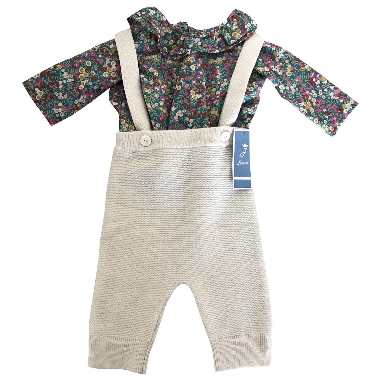 Jacadi - Les ensembles   pour enfant en coton