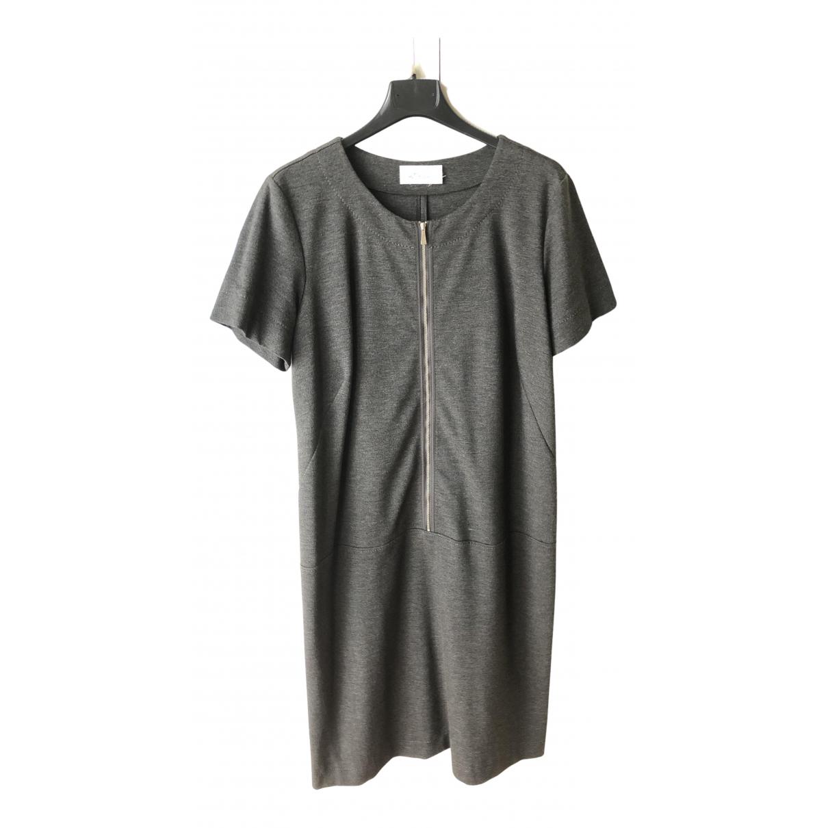 Intrend \N Kleid in  Grau Viskose