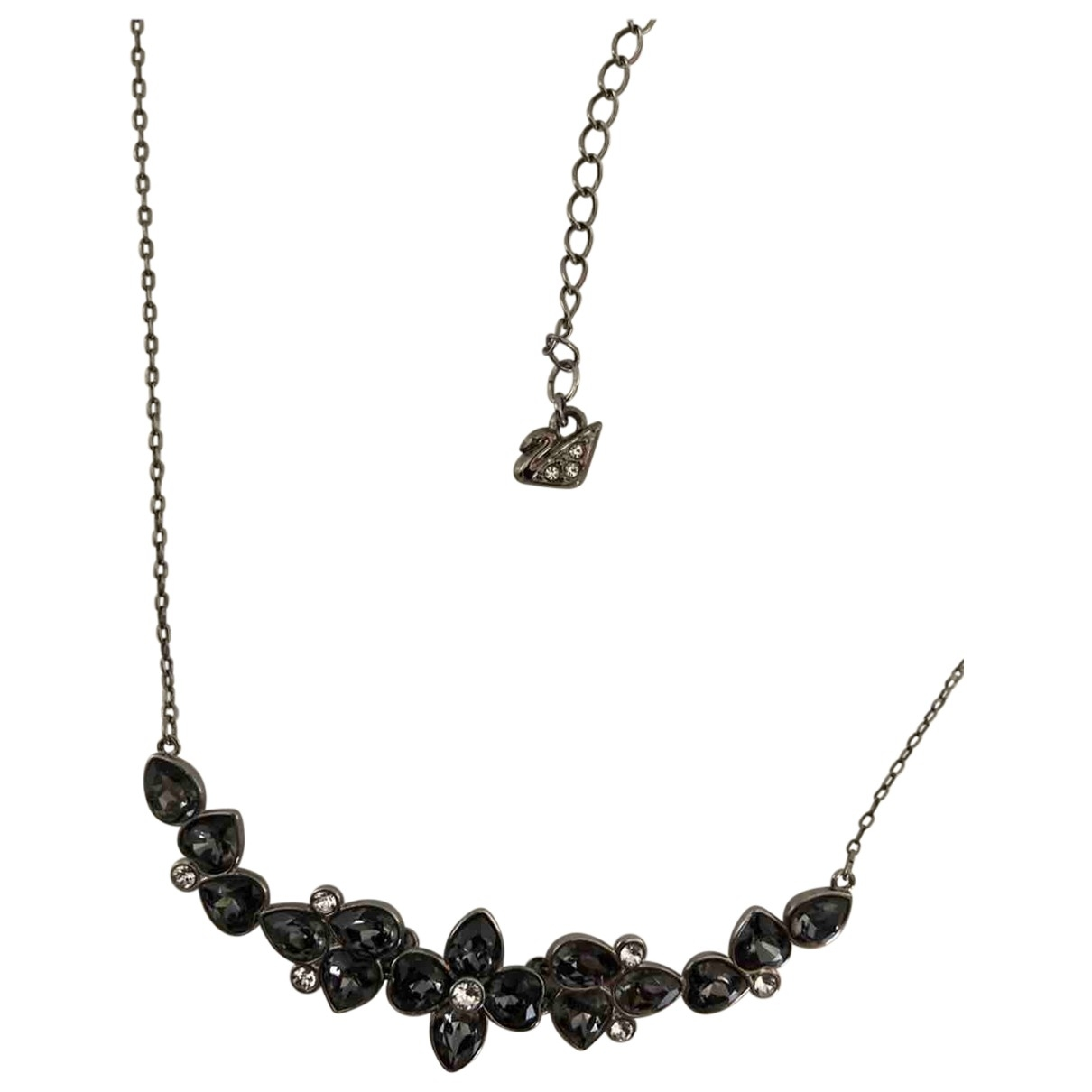 Swarovski \N Black Crystal pendant for Women \N
