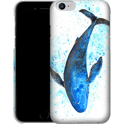 Apple iPhone 6 Plus Smartphone Huelle - Whale Dive von Becky Starsmore