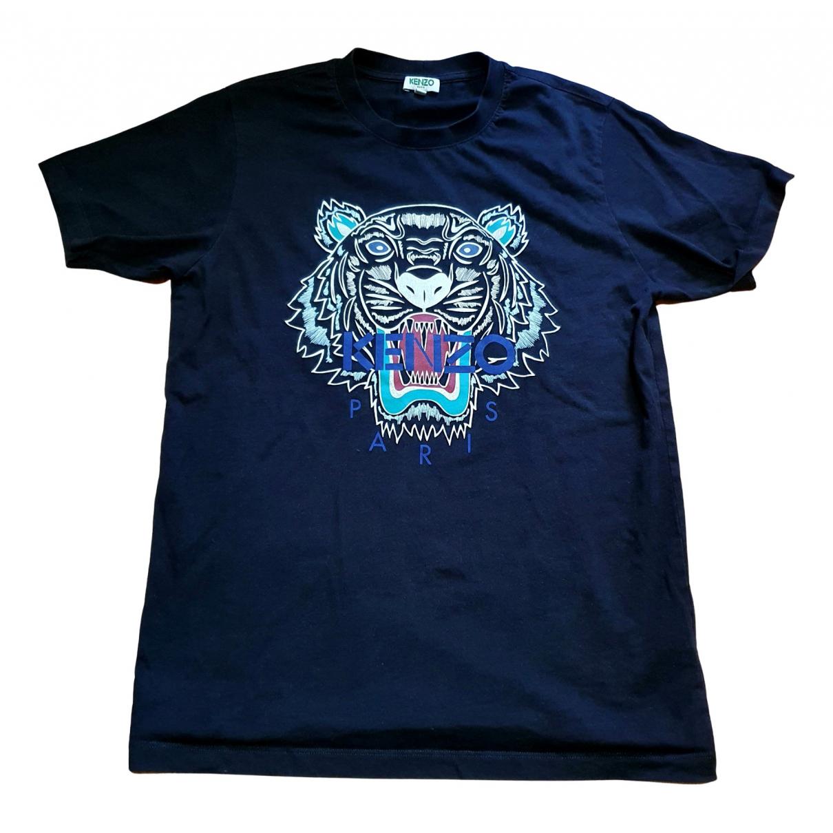Kenzo \N T-Shirts in  Schwarz Baumwolle