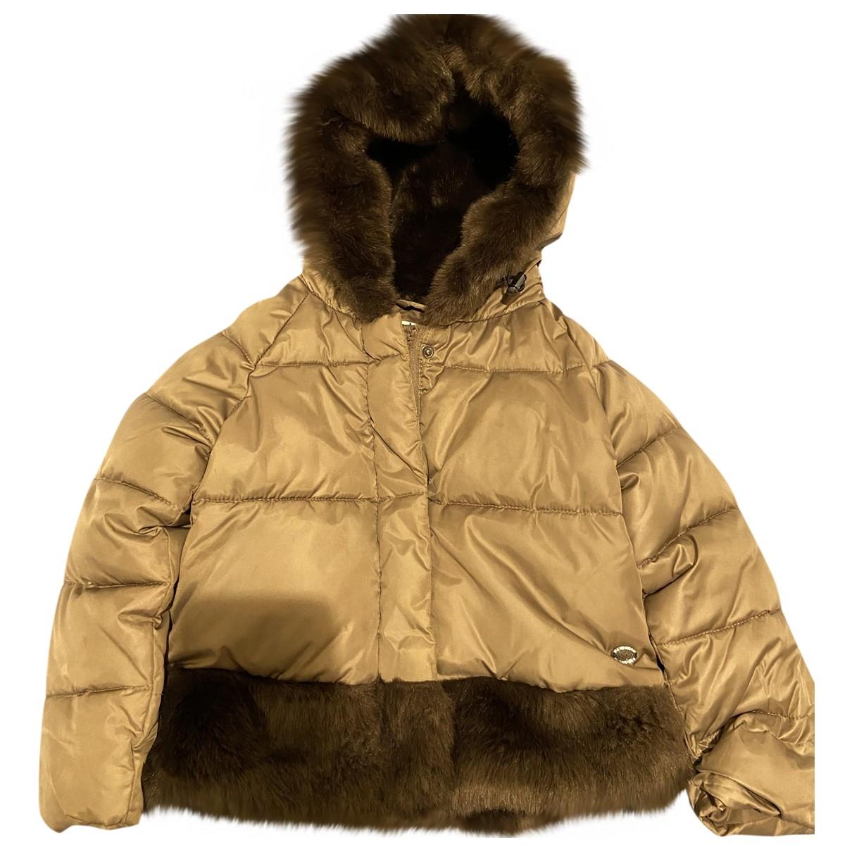 Byblos - Blousons.Manteaux   pour enfant - vert