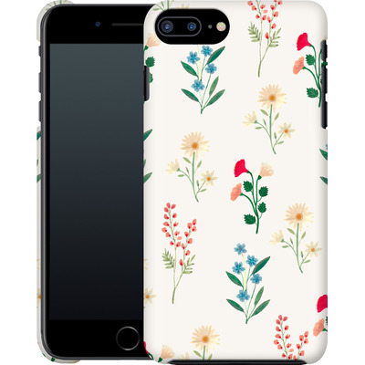 Apple iPhone 7 Plus Smartphone Huelle - Leafy Green von Iisa Monttinen