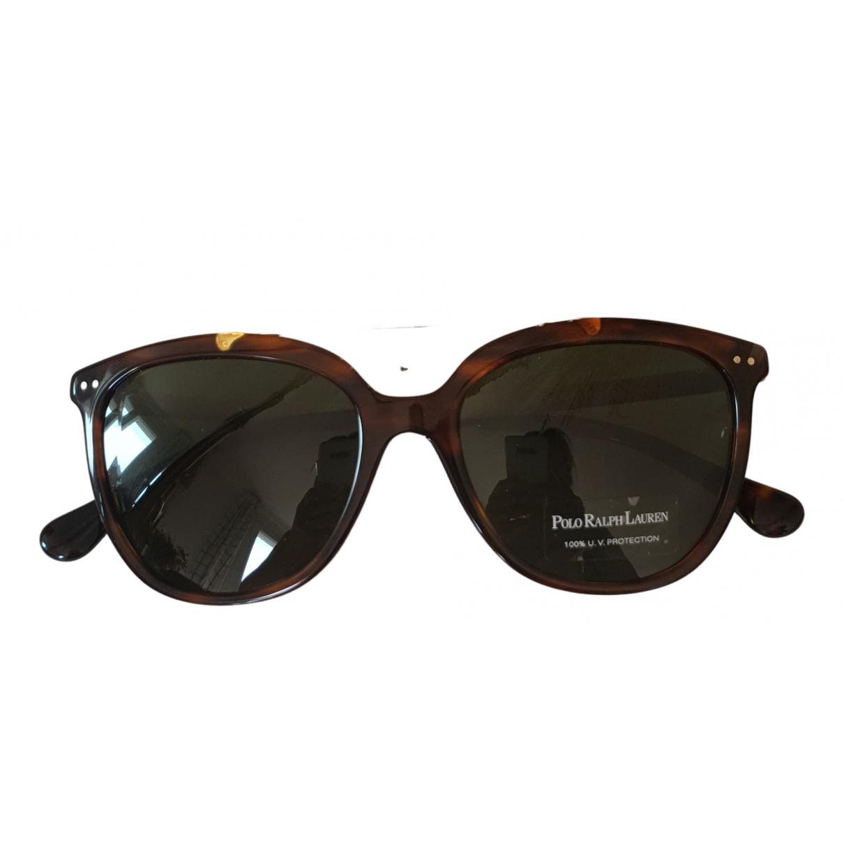 Ralph Lauren \N Brown Sunglasses for Women \N