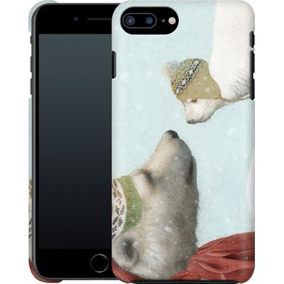 Apple iPhone 7 Plus Smartphone Huelle - First Winter von Eric Fan