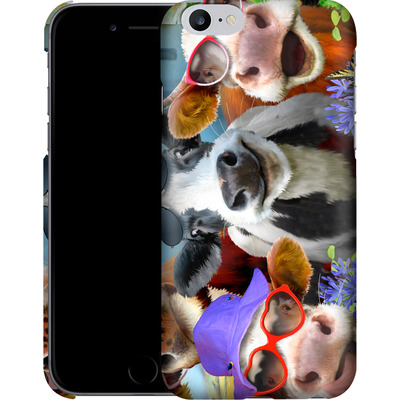 Apple iPhone 6s Plus Smartphone Huelle - Udderly Cool Selfie von Howard Robinson
