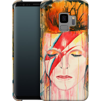 Samsung Galaxy S9 Smartphone Huelle - Ziggy von Federica Masini