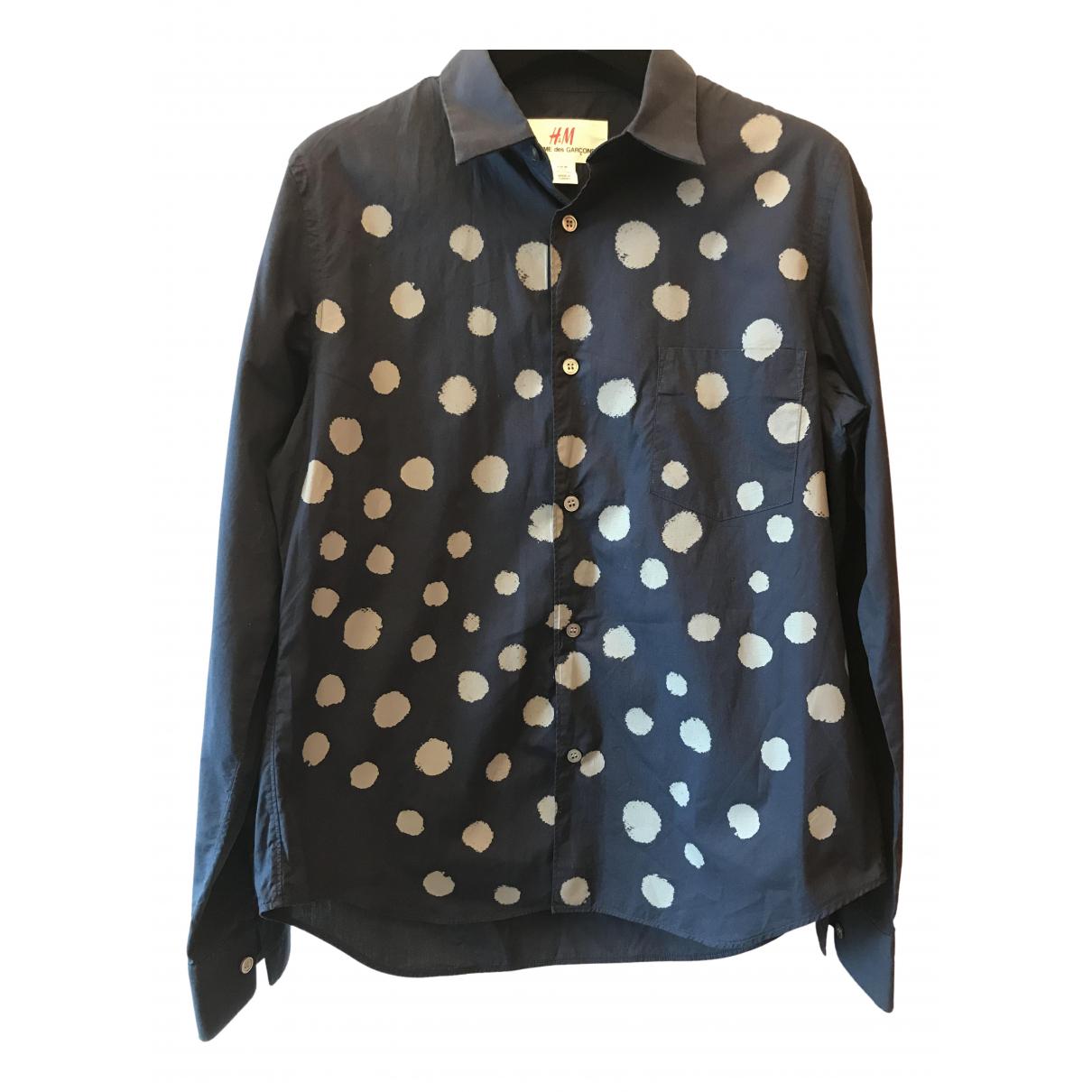Camisa Comme Des Garcons X H&m